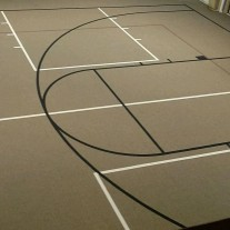 1871G Vantage 2 Gym Pro Carpet Court