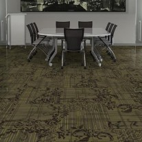 T2474 Power Savvy Carpet Tile