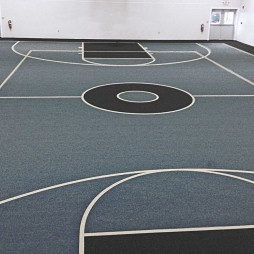 Gym Carpet Court